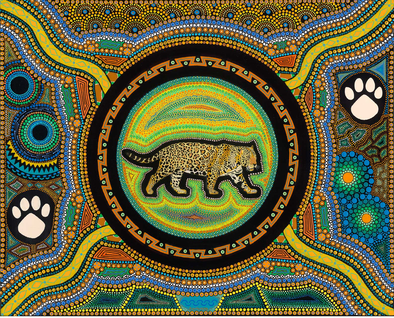 Jaguar Medicine © 2018